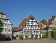Kloster Maulbronn: Kameralamt, Gesindehaus und Speisemeisterei von SchiDD (Eigenes Werk) [CC BY-SA 4.0 (http://creativecommons.org/licenses/by-sa/4.0)], via Wikimedia Commons