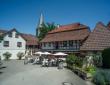 Vorderansicht des Gästehaus Lutz - mit freundlicher Genehmigung des Weingutes Lutz